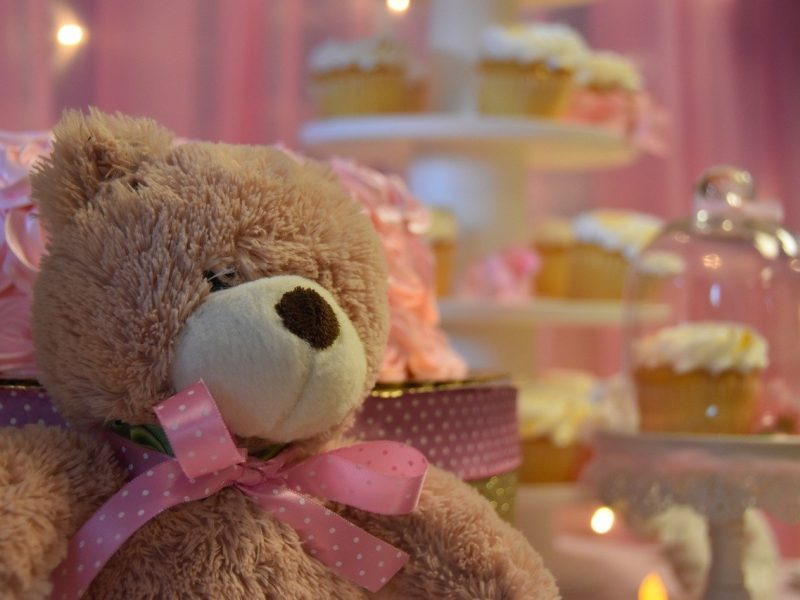 9 Awesome Decorations for a Girl-Themed Baby Shower [2021]